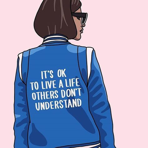 It's okay to live a life others don't understand #Regram via @BvEam3fl6xk