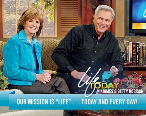 Life Today with James & Betty Robison