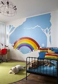 Dessin Mural Chambre Bb Dessin Chambre Enfant Avec Le Plus