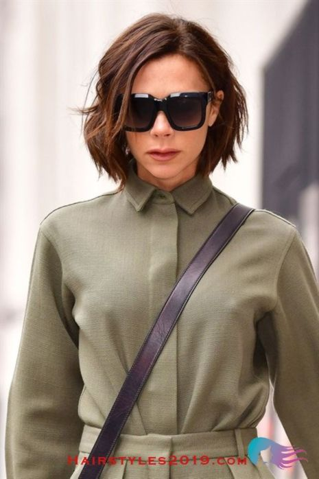 Backham Short Hairstyles For Woman Bob Hairstyles Beckham Hair Victoria Beckham Short Hair