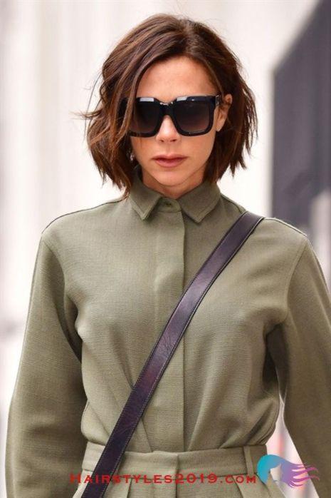 Backham Short Hairstyles For Woman Bob Hairstyles Beckham Hair Victoria Beckham Short Hair