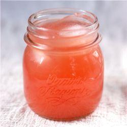 Grapefruit Bourbon Sour