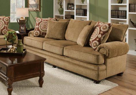 Arlington Twill Sofa Living