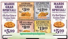 picture regarding Popeyes Application Printable titled No cost Printable Popeyes Fowl Discount coupons Reaper inside 2019
