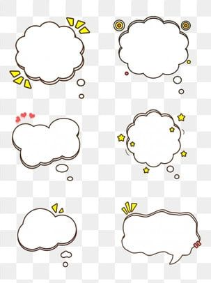 Cartoon Cloud Bubble Dialog Border Element Cartoon White Clouds Star Png Transparent Clipart Image And Psd File For Free Download In 2020 Cartoon Clouds Red Background Images Apple Logo Wallpaper Iphone