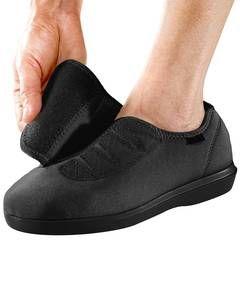 Pin on Wide Footwear for Swollen Feet