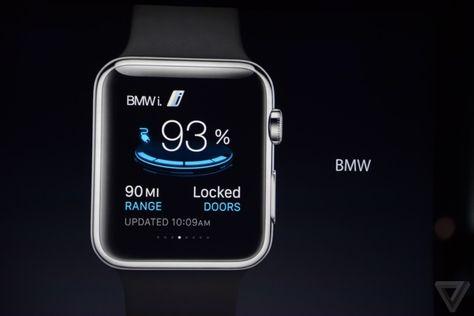 Apple-Watch-BMW-i-App-Smartwatch-i3-i8