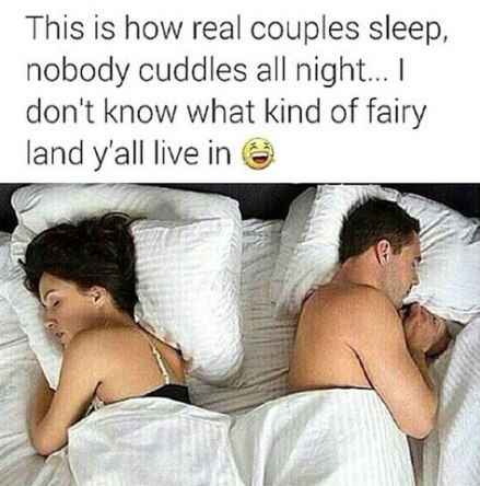 Sleeping together funny couples 1 in