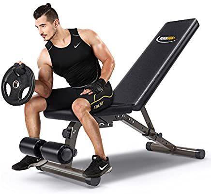 Feierdun Weight Bench Exercise