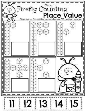 Place Value Worksheets With Images Kids Math Worksheets