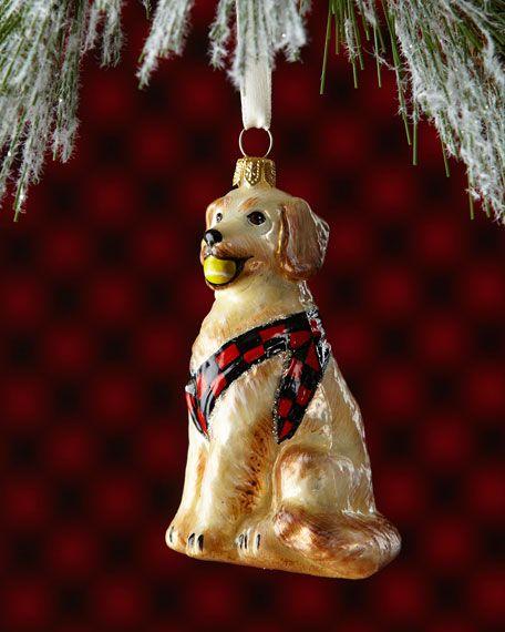 Joy To The World Collectibles Golden Retriever Dog With Ball
