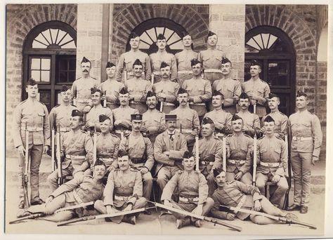 1st Battalion The Queens Royal West Surrey Regiment Winners Of