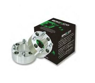 4x156//10x1.25-1in Wide Bronco AC-06653-1 ATV//UTV Wheel Spacers