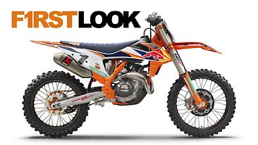 First Look 2020 Ktm 450 Sx F Factory Edition