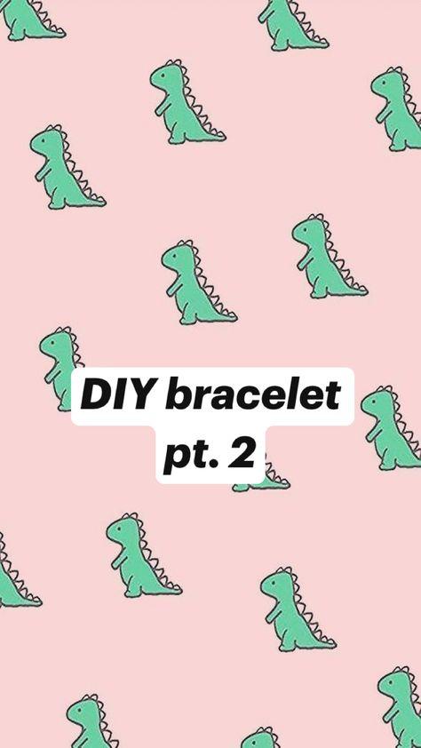 DIY bracelet  pt. 2