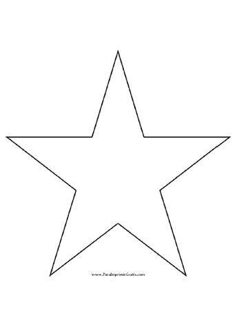 Molde De Estrella Para Imprimir Muchos Moldes Gratis Para Quienes Buscan Hacer Parches Moldes De Estrellas Estrellas Para Imprimir Moldes De Letras Infantiles