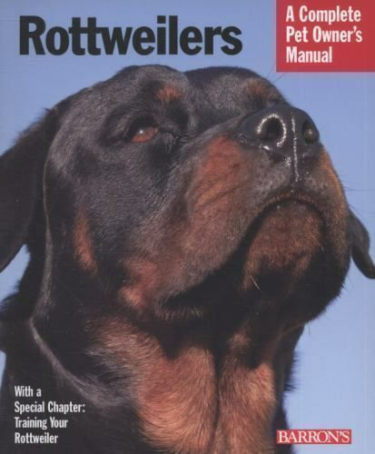Rottweilers By Kerry Kern Paperback 2009 In 2020 Rottweiler