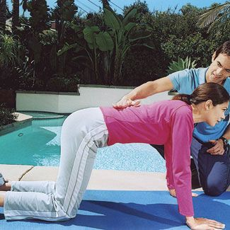 A Flat Belly — Fast  whittle-your-middle workout plan that can help you trim up to three inches off your tummy in one month (no sit-ups required). Combine these moves with a low-calorie diet, and you may need to shop for a smaller swimsuit. Eight-minute exercise routine targets four different ab zones — an approach that's a must for tightening your tummy. Why? The more muscles you build, the faster your metabolism will work and, ultimately, the more calories you'll burn. By Jorge Cruise