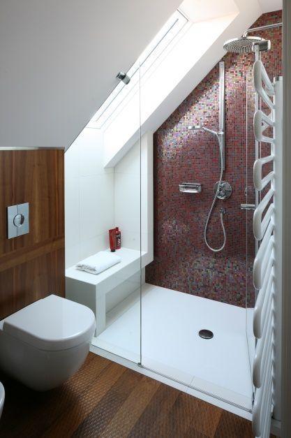 Badezimmer Schr臠e Ideen