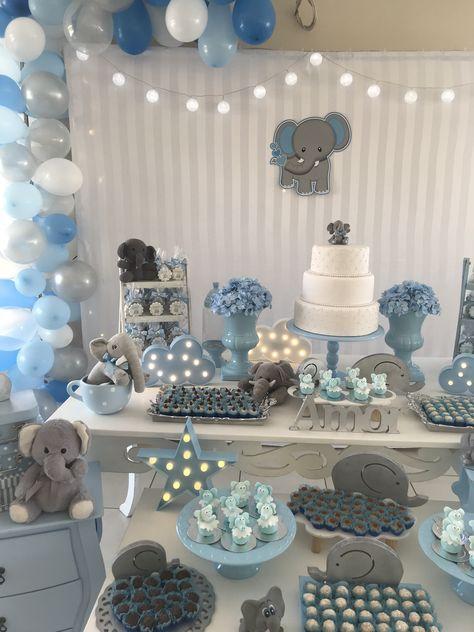 Best Baby Shower Elephant Theme Cake Babyshower 19 Ideas Peanut