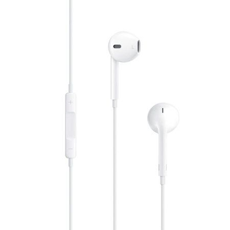 Apple Earpods 3 5mm Plug With Remote And Mic White Apple Earphones Iphone Earphones Iphone Headphones