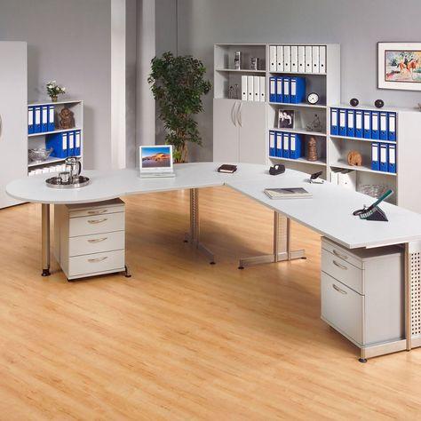Schreibtisch Serie E 200 X 120 Schreibtisch Modern Schreibti