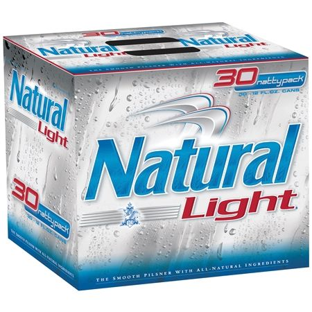 Natural Light Beer Light Drinks Light Beer Light Lager