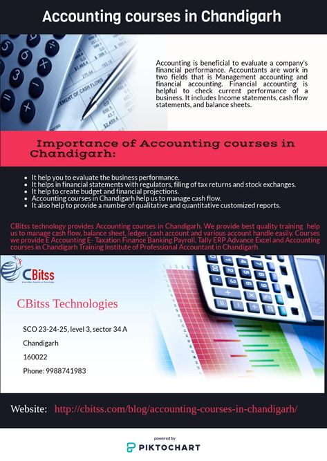CBitss technology provides the best quality #Accounting #courses #in