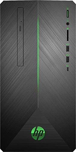 HP 2019 Newest High Performance Flagship Gaming Desktop (AMD 8-Core