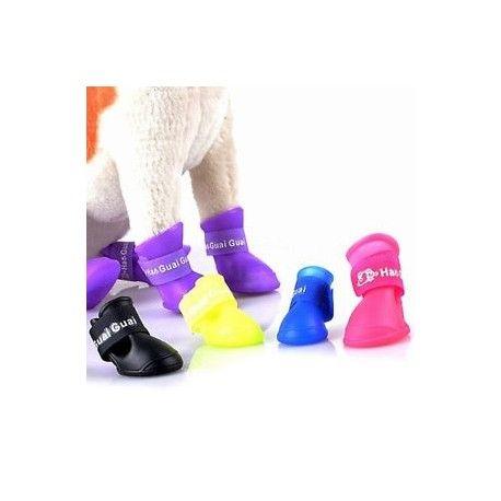 Ochraniacze Na Lapy Buty Dla Psa Rozmiar M Kolor Pomaranczowy Shoes Fur Slides Socks