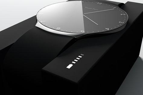 Touch Skin Digital Watch