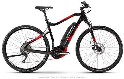 Haibike Sduro Cross 2 0 Trekking Pedelec E Bike Bicycle Black Red 2019 Xxl Amazon Co Uk Sports Outdoors Bicycle Bike Bicycle Bike