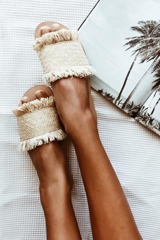 fc7f86d29 pinterest // krauseashley | fashion, sandals, woven, straw, summer outfit  inspo, style, boho, neutrals