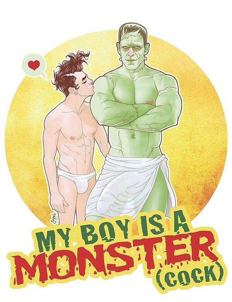 Monster cpck
