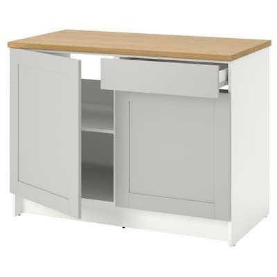 Ikea Knoxhult Unterschrank Mit Turen Schublade Unterschrank Schrankturen Kuchenmobel
