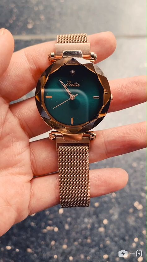 Magnet Buckle Watches  |  DB Women