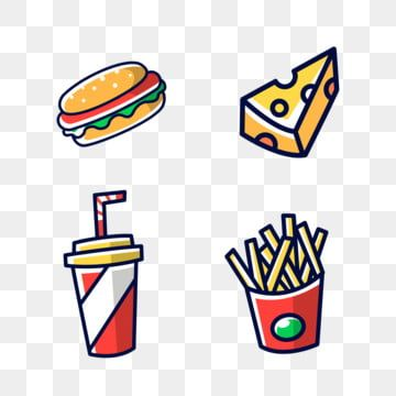 Fast Food Fries Burger Thirsty Can Be Commercial Material Food Clipart Burger French Fries Png Transparent Image And Clipart For Free Download Fries Burger Food Poster Design