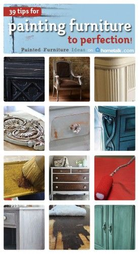 diy furniture refinishing projects. 39 Tips For Painting Furniture To Perfection Diy Refinishing Projects