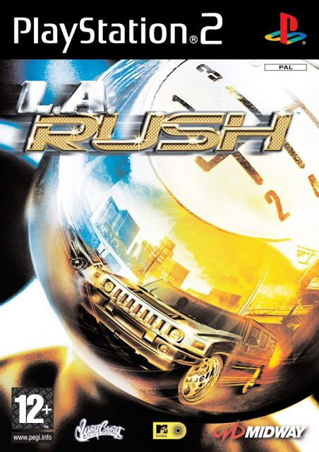 L A Rush Ps2 Iso Rom Download Gaming Wallpapers Hd Rom Gaming