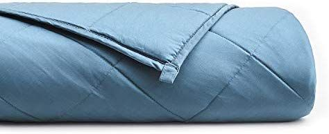 Amazon Com Ynm Cooling Weighted Blanket With 100 Bamboo Viscose