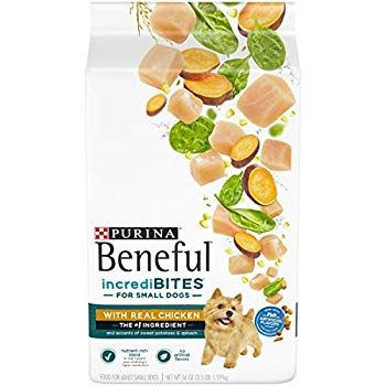Purina Beneful Small Breed Dry Dog Food Incredibites With Real