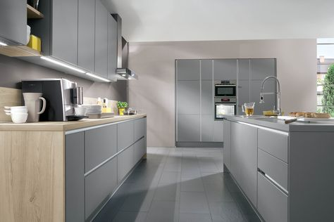 17 Best Kitchens By Nobilia   Line N Handleless Images On Pinterest |  Kitchen Storage, Showroom And Bottle Rack