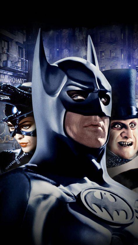 Batman Returns (1992) Phone Wallpaper | Moviemania