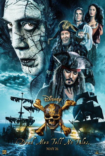 Pirates Of The Caribbean Dead Men Tell No Tales Will Turner Potc 5 Poster Pirates Of The Caribbean Disney Movie Posters Pirate Movies
