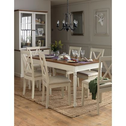 Ellingham Dining Table And 6 Chairs