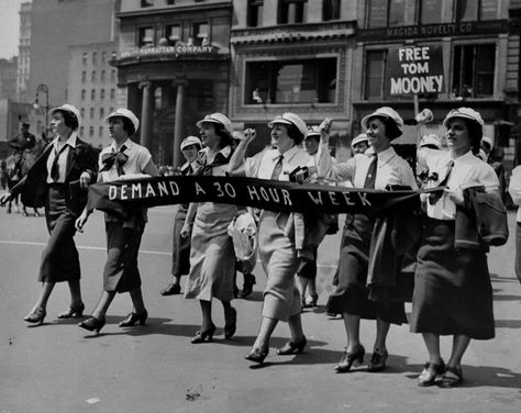 The Bloody Story of How May Day Became a Holiday for Workers