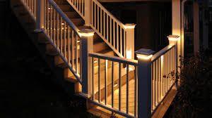 Outdoor Patio Deck Lighting Ideas