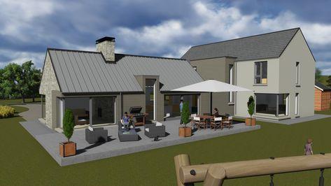 Mod065 House Designs Ireland Architect House Irish House Plans