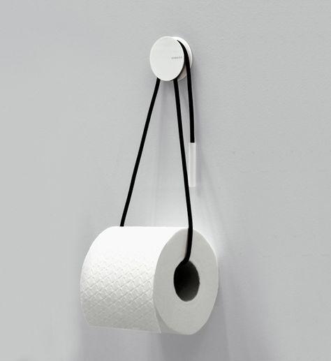 Toilettenpapier-Halterung