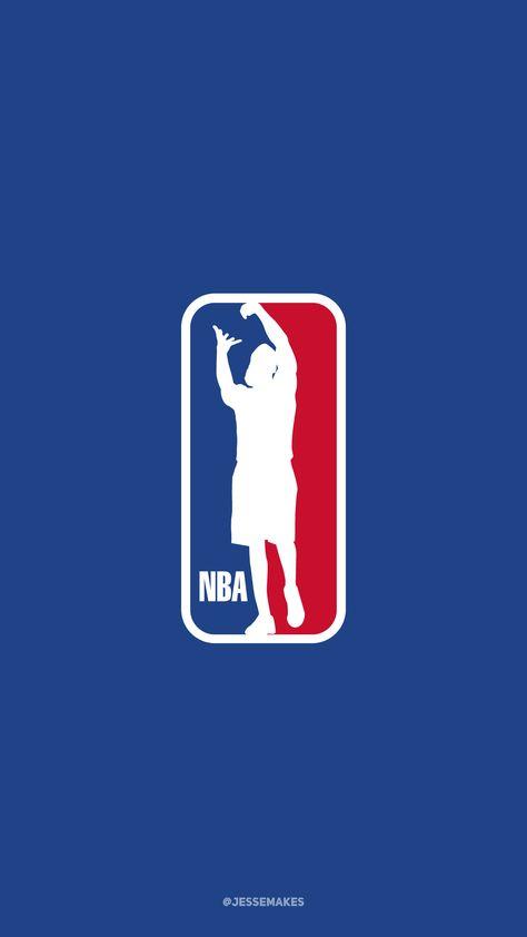 48fee6b7d46 James Harden as the subject of the NBA logo. Part of my NBA Logo Redux